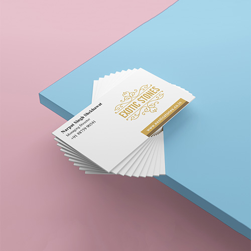 Premium and luxury business cards printing services at prime scan business card colourmoves
